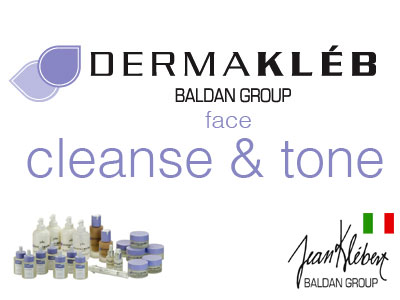 Dermakleb Cosmeceuticals Face Cleanse and Tone