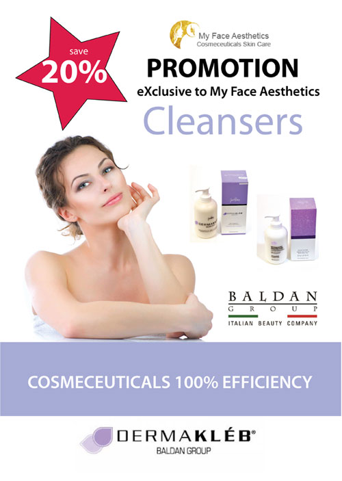 skin care products sale promotion